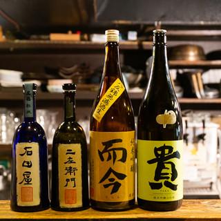 利酒師・焼酎アドバイザーお墨付きの銘酒をセレクト