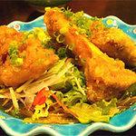 麹屋 - 豚足香味揚げ@和ごはん麹屋