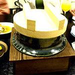 麹屋 - おくど(竈炊き)ご飯@和ごはん麹屋