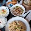 三元閣 - 料理写真:炒飯飲茶セット