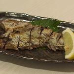 鹿児島酒処 ふるさと - 鹿児島県・枕崎直送のかつおの腹皮焼き
