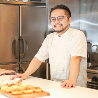 ブレシア近郊のレストランで研鑽を積んだシェフ、吉田優斗氏