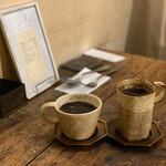 roti cafe - コーヒー