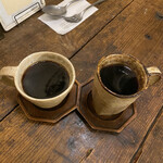 roti cafe - 上から