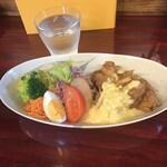 まほうのろば - 料理写真:チキン南蛮ランチ830円!