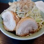 かじろうramen7 - ラーメン小 750円