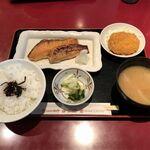 123507880 - 焼魚二点¥950