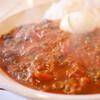 カレーハウス チリチリ - 料理写真:ミックスマサラ 茹で玉子トッピング