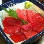九州一食堂 - 本マグロ(単品)