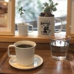 モローコーヒー - ドリンク写真: