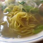 新華 - 麺