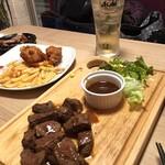 ステーキ&ローストビーフ食べ放題 個室 肉バル MEATBOY N.Y -