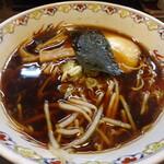 123514420 - 盛岡醤油老麺