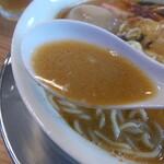 123518781 - 濃さ限界のスープ