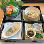 食彩どんぐり - 料理写真:昼御膳 1760円