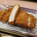 tonkatsuke-waike- - 琉香豚ロースとんかつ