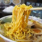 123524805 - 味噌チャーシューメン(麺)
