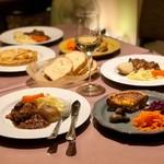 洋食オリホン Yoshoku BAR & Restaurant - コース料理も充実