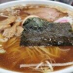 弘前軒 - 料理写真:ワンタンメン麺少な目