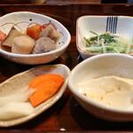 米寿 - 副菜4種