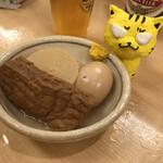 なんばや和 - 料理写真:おでん 各100円(税込)