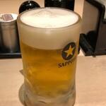 ウエスト - 生ビール390円