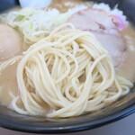 ゑびな軒 - 麺