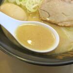 ゑびな軒 - スープ