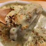 コンペイトウ - 海苔香る牡蠣のグラタン