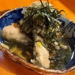 コンペイトウ - 牡蠣の揚げ出し