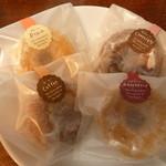 デリスの午後 - 料理写真:焼きドーナツ 1つ 189円