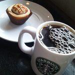 スターバックスコーヒー - コーヒーとプチデザート   2012/04
