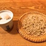 蕎麦ひら井 - 料理写真:冷たいお蕎麦