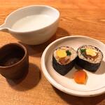 蕎麦ひら井 - 蕎麦寿司と日本酒