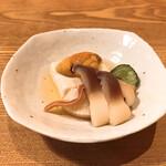 蕎麦ひら井 - 前菜