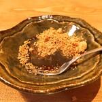 蕎麦ひら井 - わらび餅