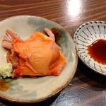 Ogawa - 赤貝の刺身