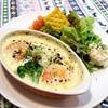 ビーズカフェ - 料理写真:エビ マカロニグラタン