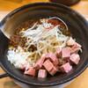 中華そば おしたに - 料理写真:味噌まぜそば