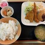 ひまわり亭 - 日替定食