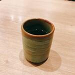 うなぎ和食 しら河 - お茶