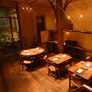 カトラリーから内装まで。上質なメイドインジャパンで満ちた空間