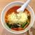 太陽のトマト麺 - 太陽のチーズラーメン(890円)