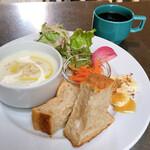 Natudeco - モーニングスープセット