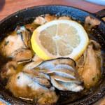 井上誠耕園 ファームズテーブル 忠左衛門 - 志度湾産の大粒牡蠣がいっぱい♪