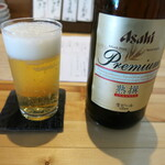123557219 - 瓶ビール アサヒ塾選