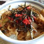 ジュン - ミニ豚丼