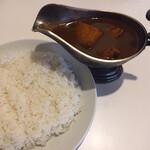 Curry House MUMBAI - カシミールカレー