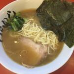 しらいし - ラーメン(660円)