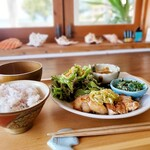 スリーピースカフェ - 料理写真:
